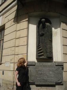 Raskolnikov Sint Petersburg