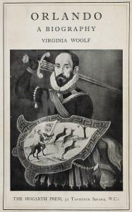 Orlando Virginia Woolf eerste editie
